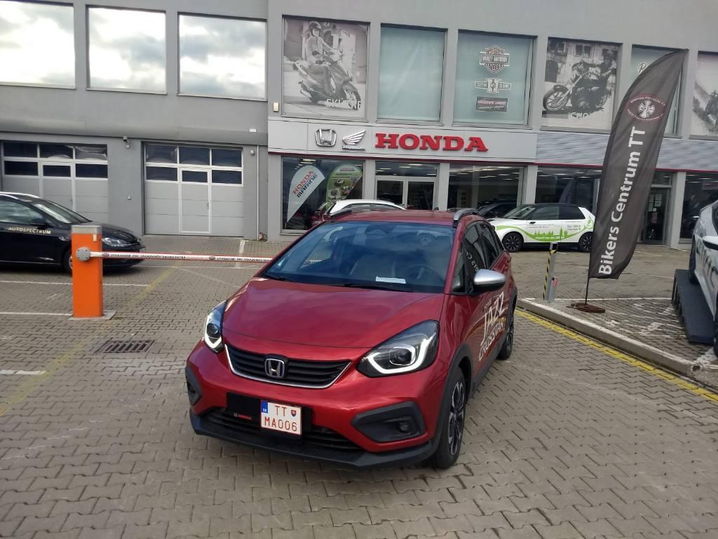 Honda Jazz Crosstar 1.5 i-MMD Executive